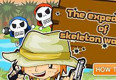 Игры Воины Скелеты