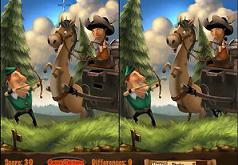 игры найди отличия пони