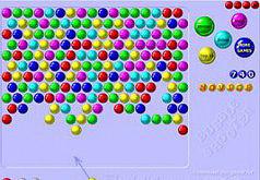 Игры шарики пузыри