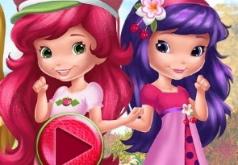Игры для девочек земляничка и её друзья