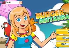 Игры бургер ресторан 4