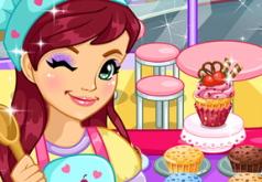 Игры Мой магазин кекса