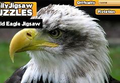 Игры Гордый орел Пазлы