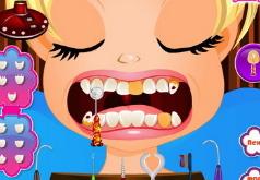 игры малыши зубы