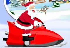 Игры Дед Мороз спешит к детям