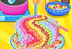 Игры Cake Deco Cake Maker Games