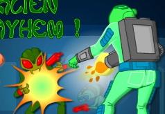 Игры Разгроми инопланетян