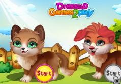 Игры Уход за кошками питомцами