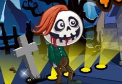 Игры Кукольный домик Поу в Хэллоуин