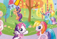 игры для девочек отличия пони
