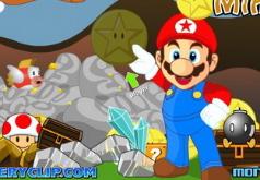Игры Марио в поисках золота