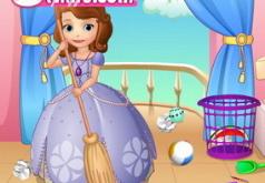 игры для девочек уборка софия прекрасная