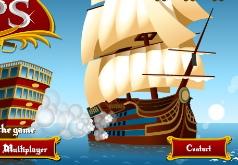 игры морской бой деревянных кораблей