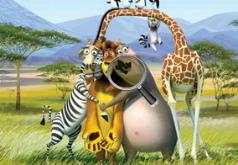 Игра Игра Скрытые числа Мадагаскар