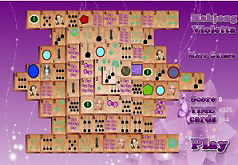 Игры Маджонг Виолетты|маджонг