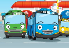 игра автобус тайо