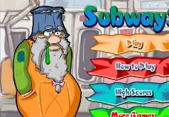 игры чихание в метро