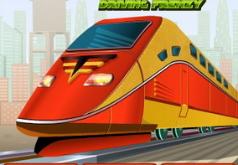 игра метро машинист