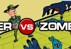 Игры солдаты против зомби