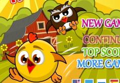 Помоги спасти цыплят играть бесплатно
