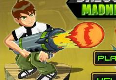 Игра Бен 10 Безумие базуки