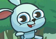 игры приключение маленького зайчика