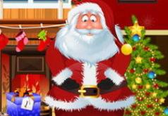Игры Санта у офтальмолога