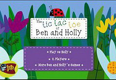 Игры Бен и Холли Крестики нолики