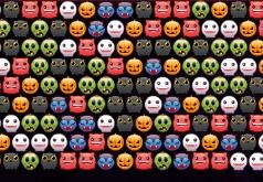 игры воздушные шары хэллоуина