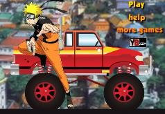 игры наруто автомобиль монстра 2