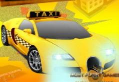 Игры Соревнование таксистов