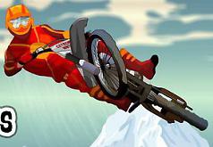 Игры Делаем экстремальные трюки на мотоцикле