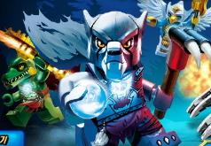 Игра Лего Чима: Битва племен