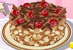 Игры Кулинария Шоколадный чизкейк