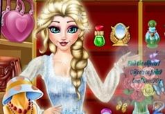 игры для девочек эльза в магазине