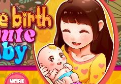 Игра Рождение милого ребенка