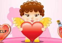 Игра Ангел в лабиринте