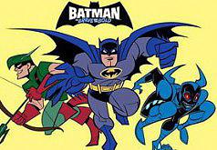 Игры бэтмен отважный и смелый