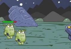 Игры отстрел инопланетных существ