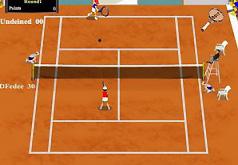 Игра Теннис - Большой шлем
