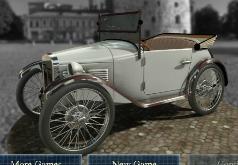 игры парковка классических машин