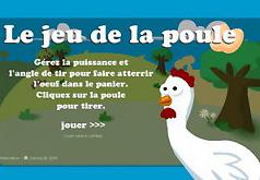 мини игра курицы