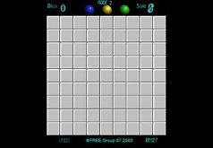 игра шарики линии во весь экран