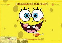 Игры Губка Боб ест фрукты
