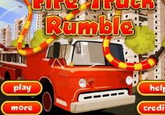 Игра Fire Truck Rumble