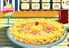 Игры вкусный вишневый пирог