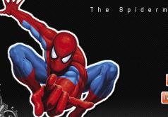 Игры Человек паук Собери картину