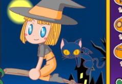 Игры Одень маленькую ведьму