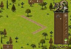 древний город строить игра