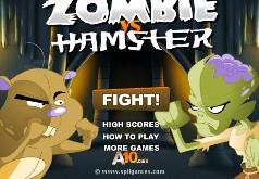 игры монстр против хомяка